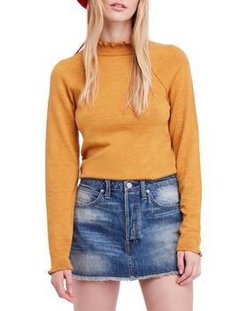 Needle & Thread Merino Wool Sweater by Free People