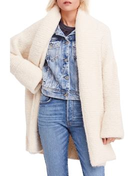 Bo Peep Sweater Jacket by Free People