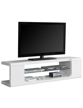 "Monarch Specialties Inc. Modern 59"" Tv Stand & Reviews by Monarch Specialties Inc."