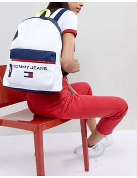 Tommy Jeans 90s Capsule   5.0   Sac à Dos Style Marin by Tommy Jeans Capsule