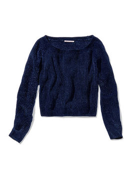 Crop Sweater by Victoria's Secret
