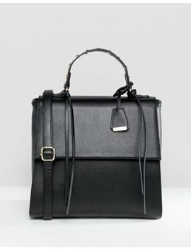 Glamorous Black Grab Handle Bag by Glamorous