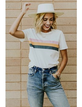 Blaire Retro Tee by Roolee