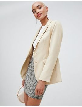 Stradivarius Single Breasted Blazer by Stradivarius