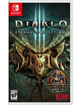 Diablo 3 Eternal Collection   Nintendo Switch by Blizzard Entertainment