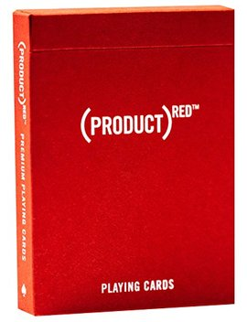 Theory11 Product(Red) Playing Cards by Theory11