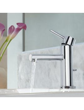 Moen Align Single Hole Bathroom Faucet With Drain Assembly & Reviews by Moen