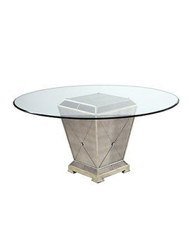 Borghese Round Dining Table by Z Gallerie