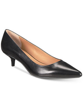 Women's Lizabeta Pumps by Calvin Klein