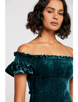 Willow Smocked Top by Free People