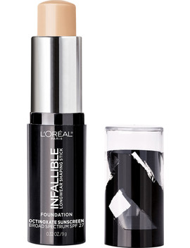 Infallible Longwear Shaping Stick Foundation by L'oréal