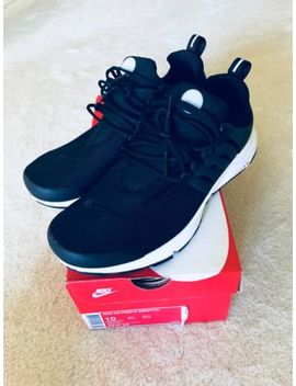 Nike Air Presto Essential Black White Size 10 by Nike