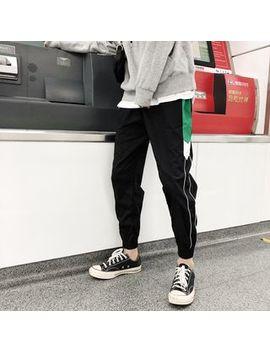 Color Block Sweatpants by Okoku