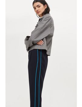 Side Striped Joggers by Topshop