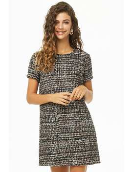 Tweed Mini Dress by Forever 21