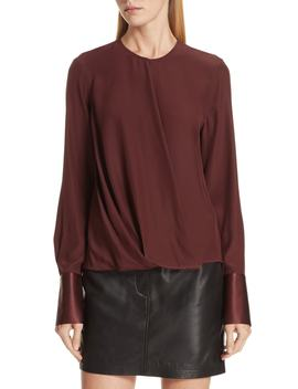 Max Silk Charmeuse Blouse by Rag & Bone