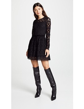 Knit Dress by Red Valentino