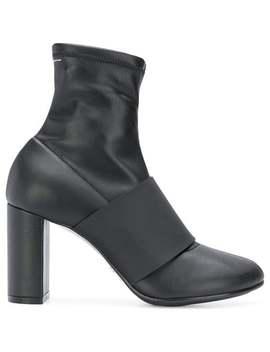 Mm6 Maison Margielasock Bootshome Women Mm6 Maison Margiela Shoes Boots by Mm6 Maison Margiela