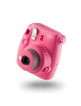 Instax Mini 9 Camera With 10 Shots   Flamingo Pink by Instax