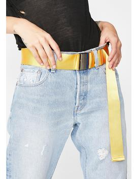 Sunny Rebel Run Wide Belt by Fame Accessories