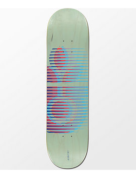 "Habitat Leaf Motion 8.25"" Skateboard Deck by Habitat"