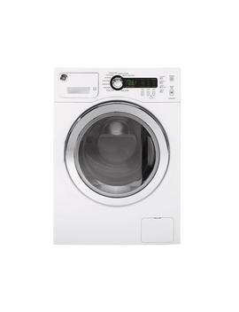 2.2 Cu. Ft. Stackable White Front Loading Washing Machine, Energy Star by Ge