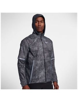Nike Aeroshield Hooded Energy Solstice Jacket   Men's by Nike
