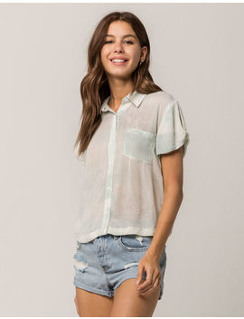 Rvca Skytown Womens Top by Rvca