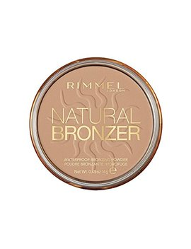 Rimmel Natural Bronzer, Sunshine, 0.49 Fluid Ounce by Rimmel
