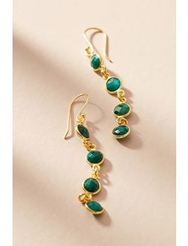 Cassis Drop Earrings by Jemma Sands