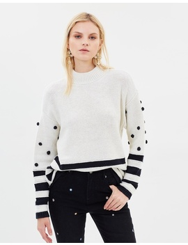 The Voyageur Knit by Sass & Bide