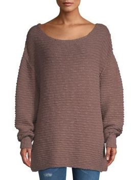 Menace Ribbed Tunic by Free People