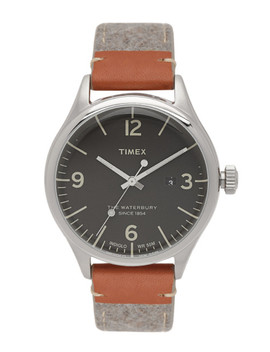 Timex Men Brown Analogue Watch Tw2 P95600 by Timex