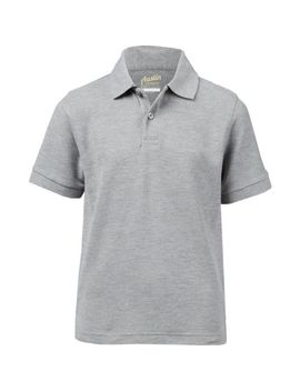 Austin Trading Co. Boys' Uniform Pique Polo Shirt by Austin Trading Co.