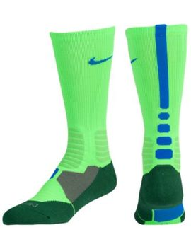 Nike Hyperelite Basketball Crew Socks   Men's by Nike
