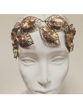 Greek Goddess Headdress by Marianna Harutunian