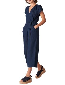 Etta Linen Jumpsuit by Whistles