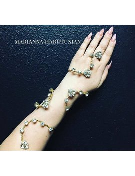 Arm Wire Bracelet by Marianna Harutunian