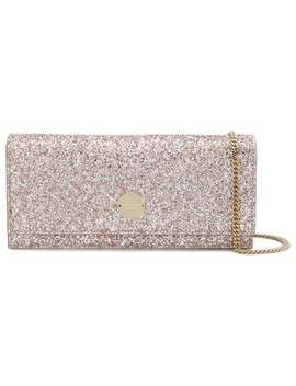 Jimmy Choo Fie Glitter Clutch Baghome Women Jimmy Choo Bags Clutch Bags by Jimmy Choo