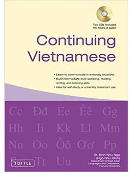 Continuing Vietnamese by Amazon