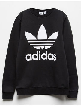 Adidas Originals Crew Girls Sweatshirt by Adidas