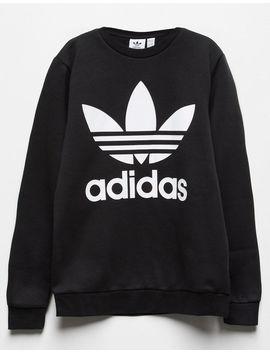 Adidas Originals Crew Girls Sweatshirt by Adidas