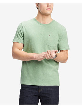 Men's Pocket T Shirt, Created For Macy's by Tommy Hilfiger