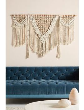 Handwoven Lenny Wall Hanging by Anthropologie