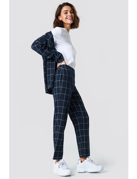 Cropped Straight Suit Pants by Na Kd