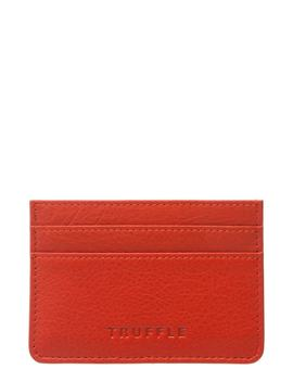 Privacy Leather Card Case by Truffle