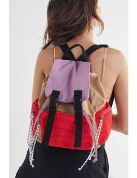 Mini Colorblock Backpack by Urban Outfitters