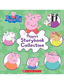 Peppa's Storybook Collection    (Peppa Pig) (Hardcover) by Target