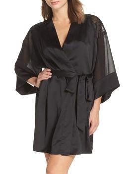 Margot Kimono Robe by Flora Nikrooz Sleepwear
