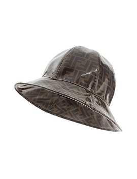 Ff Logo Hat by Fendi
